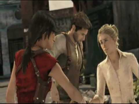 Uncharted 2: El Reino De Los Ladrones - Trailer Español
