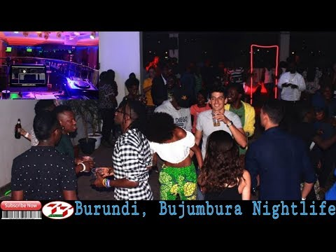 Burundi II Bujumbura II Nightlife II Party night II Night clubs II Drinking II Nightlife cost