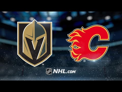 Golden Knights stage late rally, top Flames, 4-2