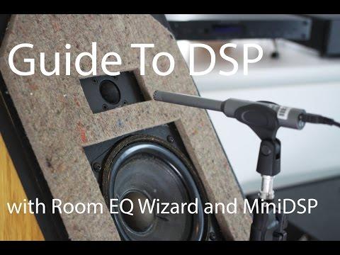 Beginner's Guide To Loudspeaker DSP And Measurements (w/ MiniDSP)