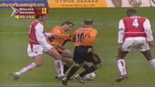 Wolves vs Arsenal PL 2003/04 EXTENDED HIGHLIGHTS