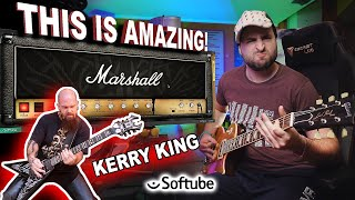 THRASH METAL PLUGIN! - Kerry King Signature Marshall Softube Plugin