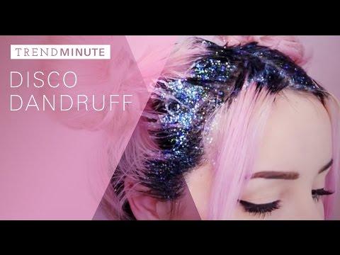 Trend Minute: Disco Dandruff