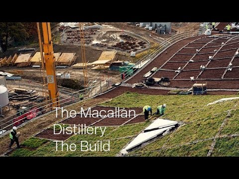 The Macallan Distillery - The Build | RSHP
