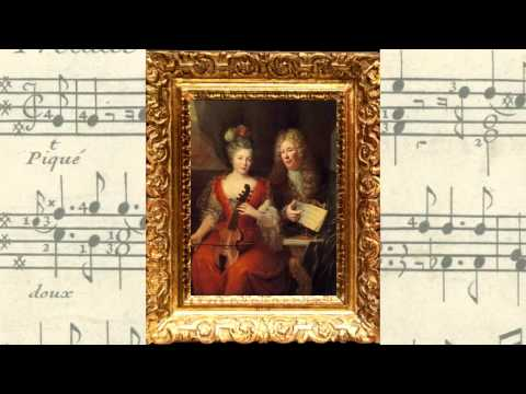 Prelude by Louis Caix d'Hervelois - viola da gamba and basso continuo