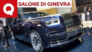 Nuova Rolls-Royce Phantom: tutti i segreti di un'opera d'arte al Salone di Ginevra | Quattroruote