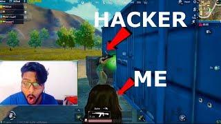 POOR GAMER vs HACKER IN GEORGOPOLE😱