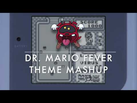 Dr. Mario Fever Theme Mashup (NES/Gameboy/SSBM)