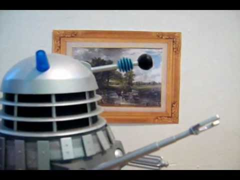 Doctor Who: Dr Who & The Dalek Art Thieves