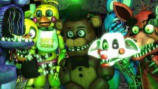FNAF Series: Old Memories Season 2 | Five Nights at Freddy's Movie