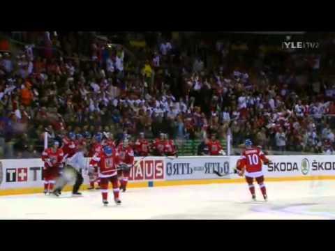 Jääkiekon MM 2009 Finaali Venäjä - Kanada [RUS - CAN] maalikooste from YouTube · Duration:  6 minutes 20 seconds