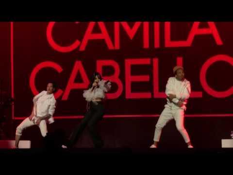 Camila Cabello - OMG - 24K Magic Tour - 8/4/17