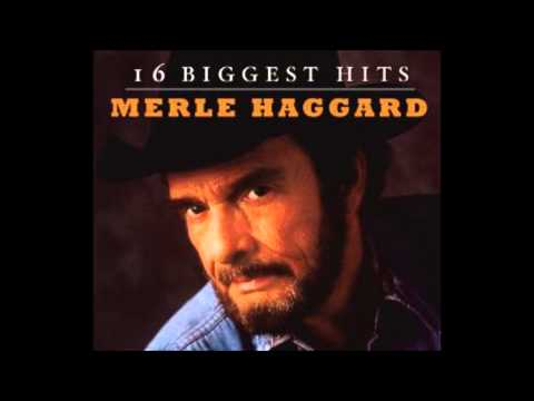 (12) I Think I'll Just Stay Here And Drink :: Merle Haggard
