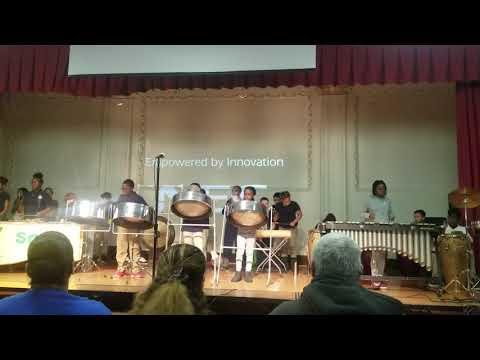 Samara Community school  interpret John Coltrane