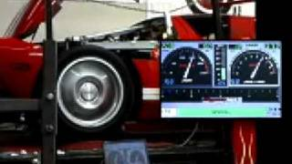 Ford GT Supercharger Upgrade Dyno Tune Part 1 V8TV-Video