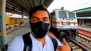Sealdah To Asansol Journey By Intercity Express Train.
