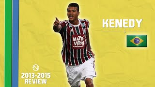 Kenedy | goals, skills, assists | fluminense | 2013-2015 (hd)