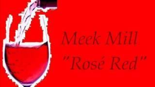 Meek Mill - Rosé Red
