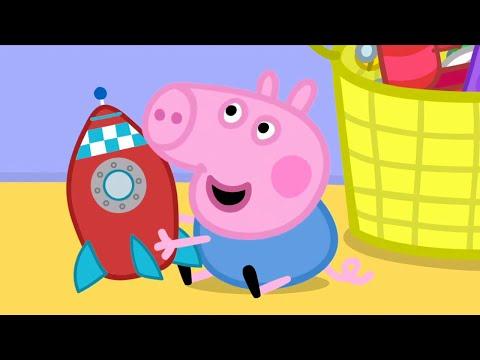 Мультик свинка пеппа смотреть все серии подряд на русском