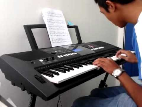 Nur Jannah Alia - you piano cover