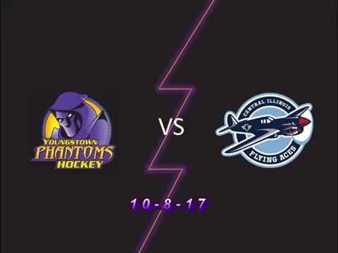 October 8, 2017 vs Central Illinois Highlights