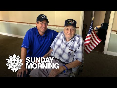 Steve Powers - Sgt. Jeff Turner shows us all how to be self-less helping a 94 year old Vet