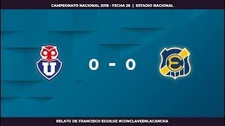 Download Video EN VIVO   U. de Chile vs Everton   Online    Relato Francisco Eguiluz   #CónclaveEnlaCancha MP3 3GP MP4