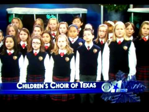 Children's Choir of Texas, The Christmas Song - YouTube