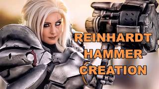 HOW TO MAKE A REINHARDT HAMMER!