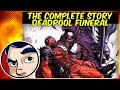 """Deadpool """"When Thanos Cursed Deadpool With Life"""" - Complete Story"""