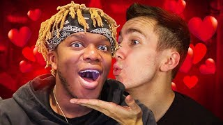 IF THE SIDEMEN DATED EACH OTHER