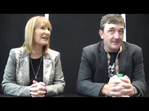 Gale Anne Hurd & Blake Masters for Falling Water at NYCC 2016