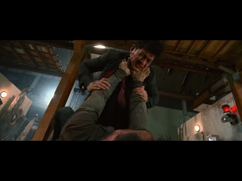 The Night Comes For Us  Joe Taslim vs Iko Uwais Part One  1080p