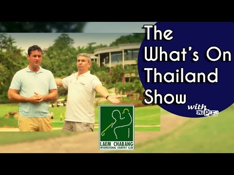 Golfing In Thailand | Whats On Show By Inspire