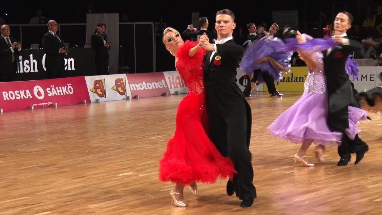 Dmitry Zharkov Olga Kulikova Tango Youtube