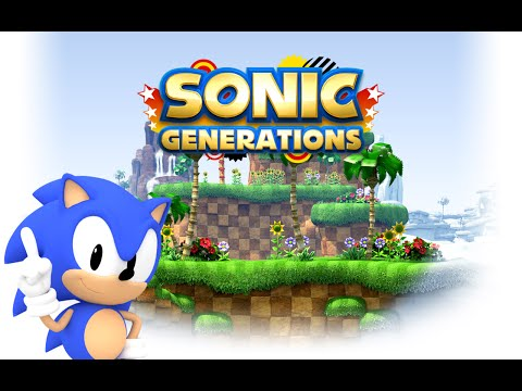 Crystal Egg Zone Classic Remix - Sonic Generations