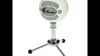 Blue Snowball Vs Mac Built In Mic