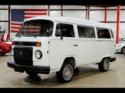 1994 Volkswagen Combi Bus White