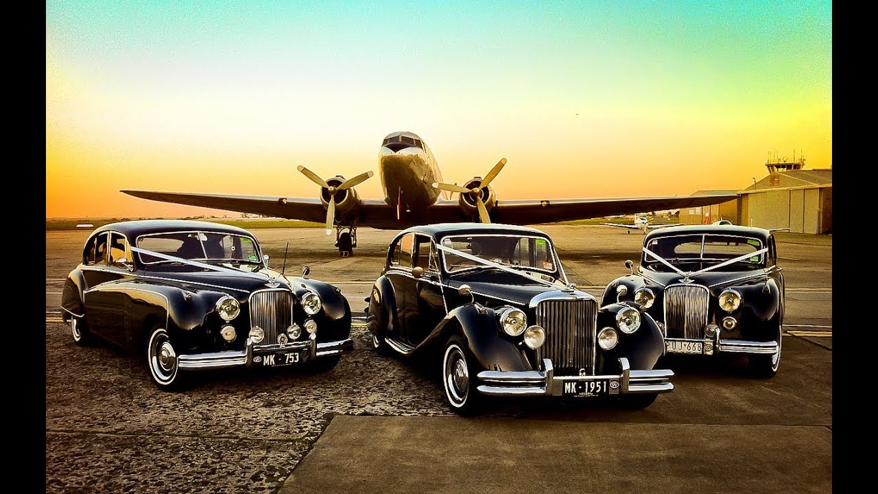 Wedding Car Hire Melbourne- Classic Cars - Rolls Royce - Jaguar ...