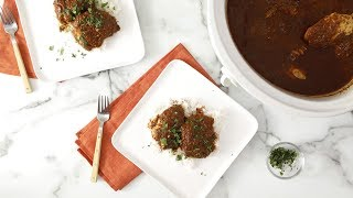 Slow-Cooker Chicken Mole- Martha Stewart