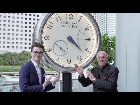 Watch Shopping With Kevin O'Leary Part 2 (F.P. Journe)