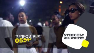 ALL WHITE PARTY IN GHANA 2016 - ADVERT