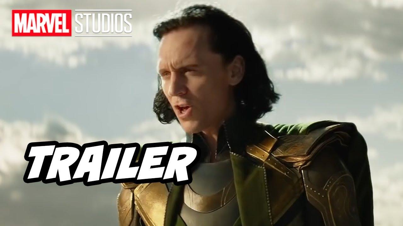Loki Trailer Announcement - NEW Marvel Phase 4 Major Changes Breakdown