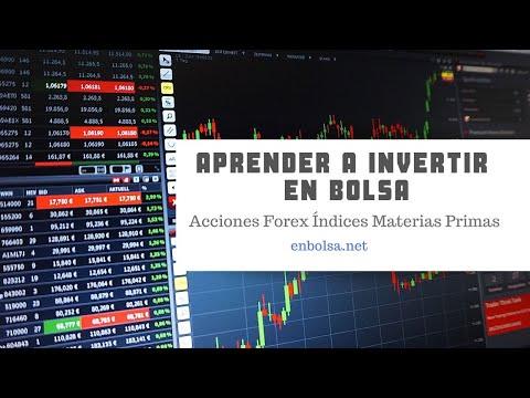 Invertir y ganar en forex