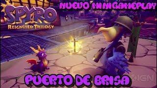 Spyro: Reignited Trilogy: Spyro 2 | Puerto de brisa | Nuevo minigameplay