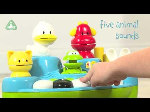 ELC Singing Animal Keyboard