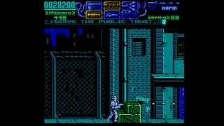 RoboCop 3 (NES): Полное Прохождение