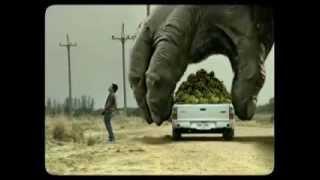 Ford Ranger-King Kong Commercial.mp4
