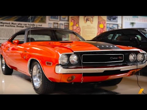 American Muscle Car >> Jay Leno's Favorite American Muscle Cars -- /THE DRIVE - YouTube