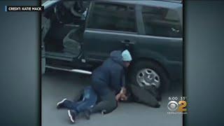 Bronx Woman Stops Car Thief